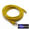 CAT5e UTP kábel sárga 3m