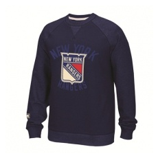 CCM New York Rangers Pulóver Fleece Crew 2016 - XL,(EU)