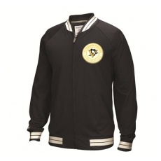 CCM Pittsburgh Penguins Kabát Full Zip Track Jacket 2016 - XL,(EU)