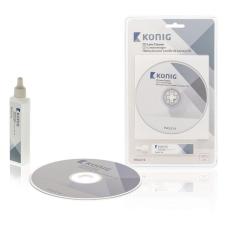 CD Objektív Tisztító Lemez 20 ml objektív