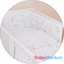 CEBA ágynemű huzat rácsvédővel 100x135 60x40cm Dream babaágynemű, babapléd