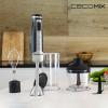 Cecomix Gear Pro 4065 1500W Többfunkciós Kézi Mixer
