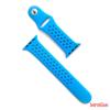 CELLECT Apple Nike+ watch szilikon óraszíj, 38 mm, V.kék
