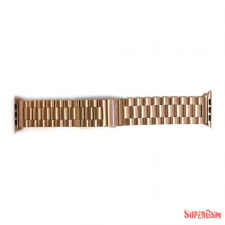 CELLECT Apple watch fém óraszíj, 42 mm, RoseGold óraszíj