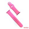 CELLECT Apple watch szilikon óraszíj, 38 mm, Pink