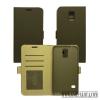 CELLECT HTC Desire 626 flip oldalra nyiló tok, Fekete