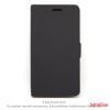 CELLECT Huawei P10 Lite oldalra nyíló tok, fekete