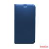 CELLECT Huawei P20 Lite oldalra nyíló tok, Sötétkék