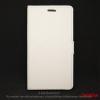 CELLECT Huawei P9 Lite 2017 oldalra nyíló tok, fehér