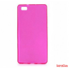 CELLECT Huawei P9 Lite vékony szilikon hátlap, pink