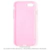 CELLECT iPhone 8 vékony TPU szilikon hátlap, Pink