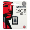 CELLECT Kingston MicroSDHC 16GB, Class4, Sima