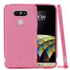 CELLECT LG G5 vékony szilikon hátlap, pink