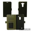 CELLECT LG K7 flip oldalra nyíló tok, fekete