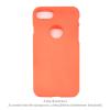 CELLECT Neon Collection Prémium tok, iPhone 8, Narancs
