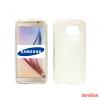 CELLECT Samsung Galaxy S5 vékony szilikon hátlap, Átlátszó