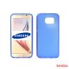 CELLECT Samsung Galaxy S7 vékony szilikon hátlap, Kék