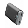 CELLULARLINE FREEPOWER 2xUSB powerbank - fekete (FREEP7800K)