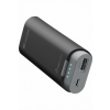 CELLULARLINE FREEPOWER 5200 mAh powerbank - fekete (FREEP5200K)