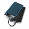 CELLULARLINE FreePower Manta 6000 mAh powerbank - 2 kimenet - kék