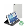 "CELLULARLINE Tok, FOLIO, tablet, kitámasztható, Samsung Galaxy Tab3  8"" T310, T311, fehér (FOLIOGTAB3T310W)"