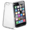 CELLULARLINE Tok, INVISIBLE, átlátszó műanyag, gumi kerettel, iPhone 6