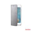CELLY Air Case Galaxy S8 Plus flip cover, ezüst