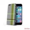 CELLY iPhone 6 műanyag hátlap,Kockás,Zöld