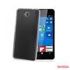 CELLY Lumia 650 szilikon hátlap,Átlátszó
