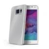 CELLY Samsung Galaxy S6 vékony szilikon hátlap, átlátszó