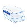 CEP Irattálca -147/2 ice-1014720741-áttetsző kék Ice Blue CEP 6db/dob