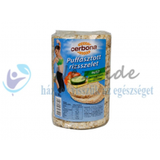 CERBONA PUFFASZTOTT RIZSSZELET NATÚR 90G reform élelmiszer