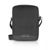 "Cerruti 1881 Cerruti Nylon Genuine Leather univerzális utazó táska 7""-8"" fekete"
