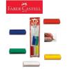 CeruzafogÓs radÍr faber-castell vinyl szÍnes 5db-os