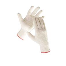 Cerva AUKLET nyersszínű pamut kesztyű - 9