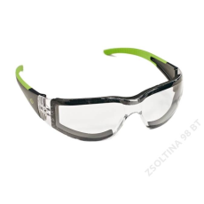Cerva GIEVRES védőszemüveg AF AS, víztiszta