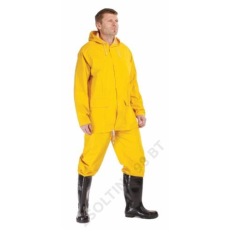 Cerva HYDRA esősuit PVC, sárga