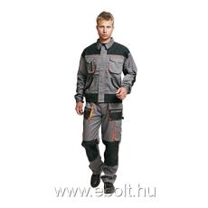 Cerva Kabát BE-01-002 szürke 48