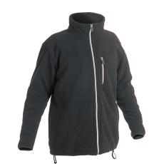 Cerva KARELA polár kabát fekete XL