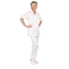 Cerva LILY rövidujjú női ing fehér 56