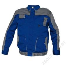 Cerva MAX EVO kabát, kék/szürke