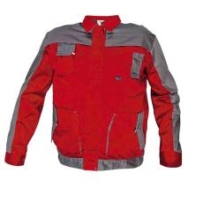 Cerva MAX EVO kabát piros/szürke 56
