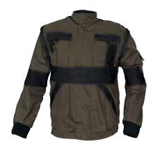 Cerva MAX kabát barna / fekete 48