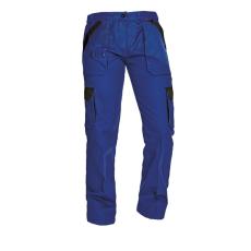 Cerva MAX LADY női nadrág kék/fekete 50