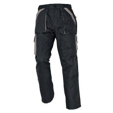 Cerva MAX nadrág fekete/szürke 44