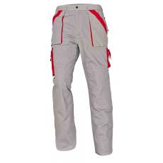 Cerva MAX nadrág szürke/piros 56