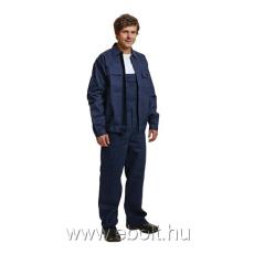 Cerva Öltöny kertésznadrág+kabát kék BE-01-005 58