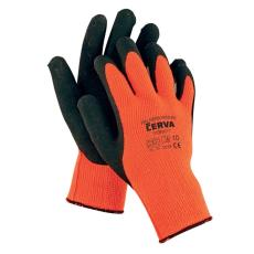Cerva PALAWAN Winter kesztyű narancs - 11