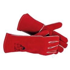Cerva PUGNAX RED FH bőrkesztyű