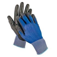 Cerva SMEW fekete kesztyű nylon kék/fekete - 9